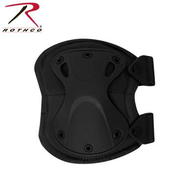 LOW PROFILE TACTICAL KNEE PADS - BLACK