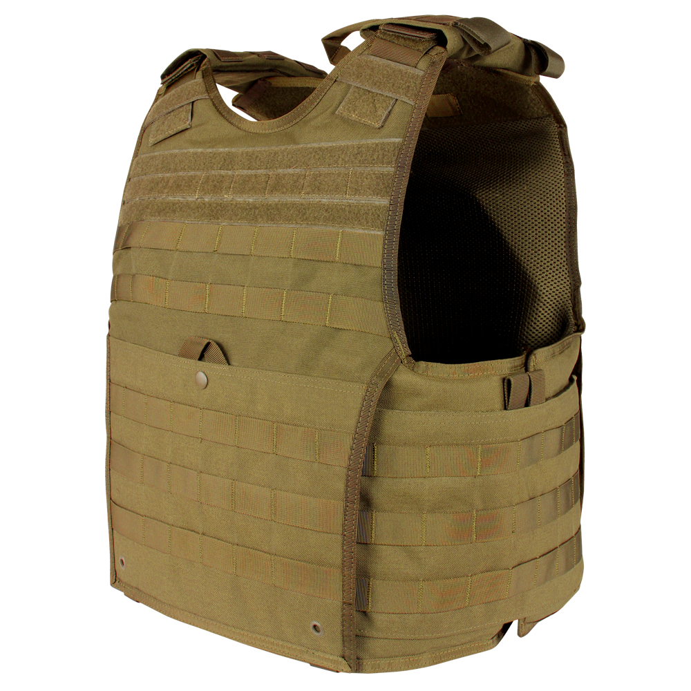 EXO PLATE CARRIER GEN II - COYOTE BROWN - L/XL