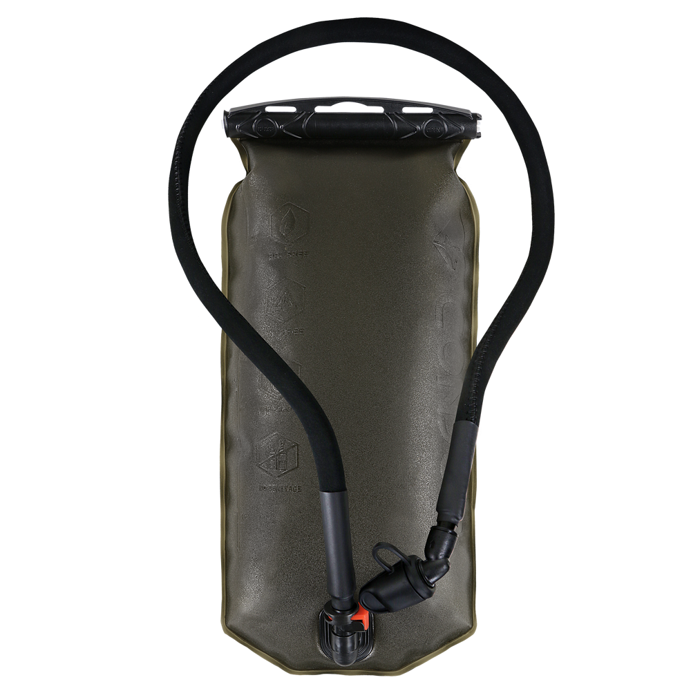 TORRENT RESERVOIR 3.0 LITRE WATER BLADDER - GEN II - FLAT DARK EARTH