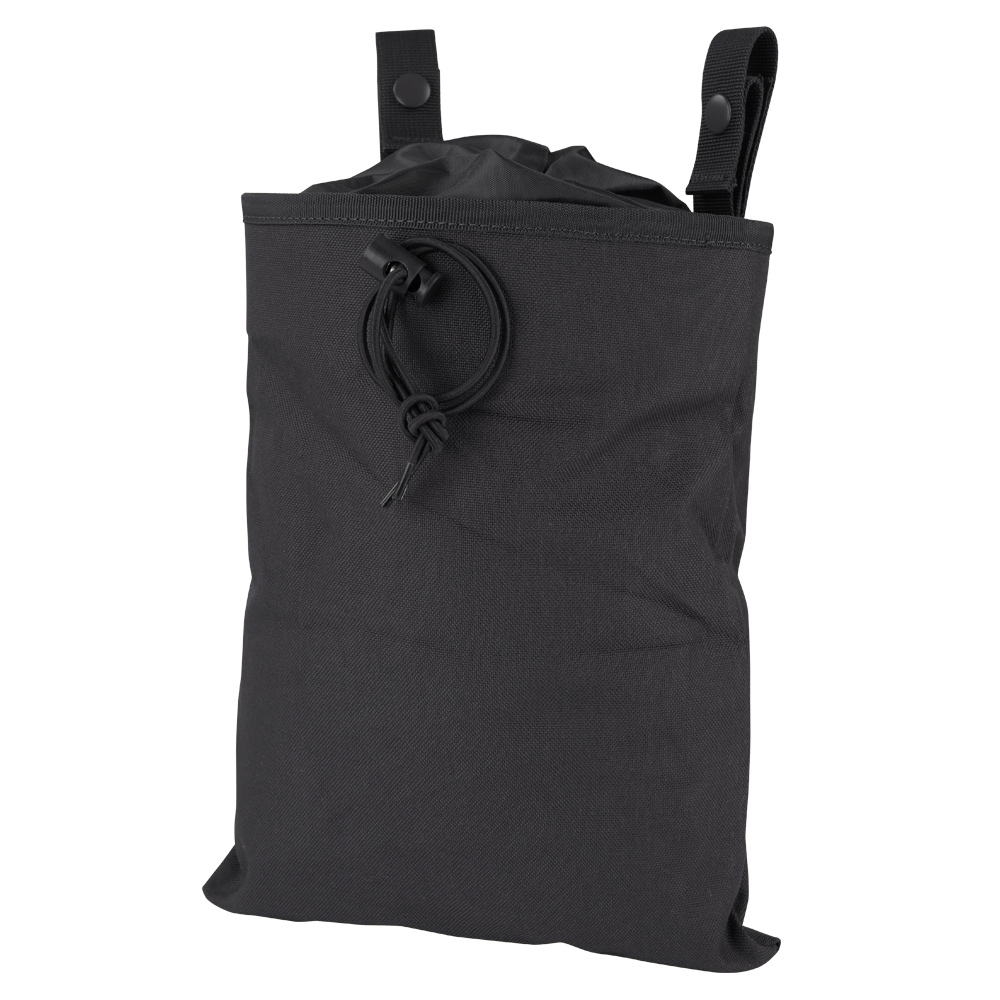 3 FOLD MAG RECOVERY POUCH - BLACK