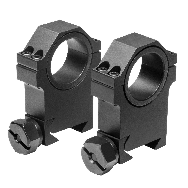 30MM OR 1 INCH SCOPE RINGS - WEAVER (RB24)