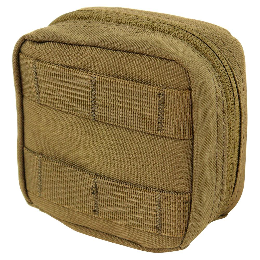 4 x 4 UTILITY POUCH - COYOTE BROWN