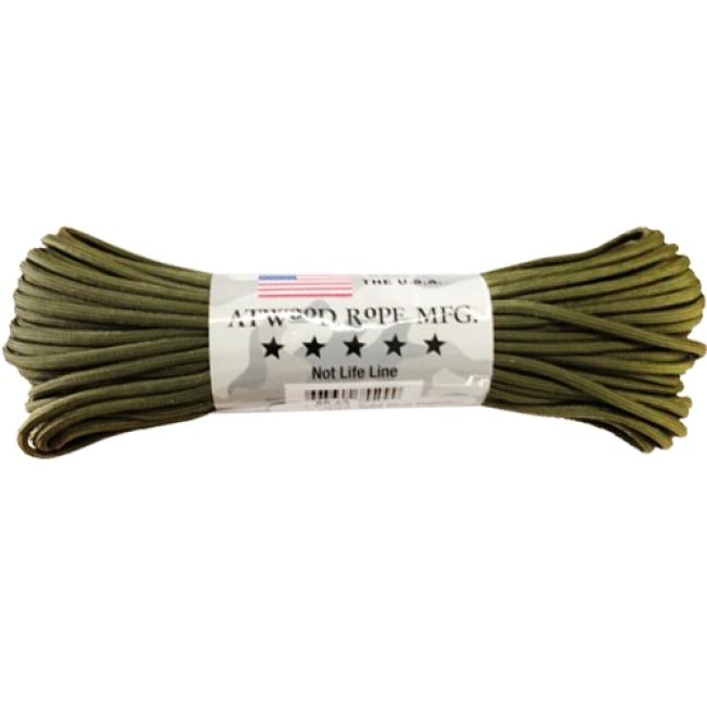 550 PARACORD - 100 FEET - OLIVE DRAB