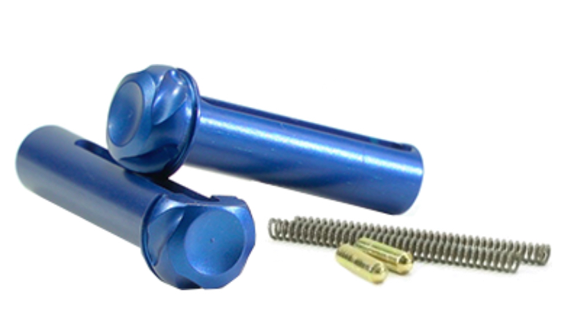 AR TAKEDOWN PIN SET - BLUE