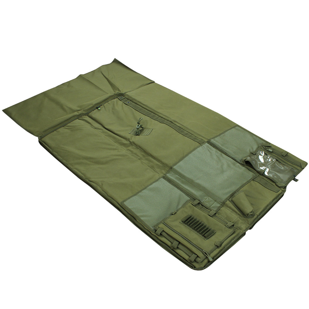 SNIPER SHOOTER MAT / RIFLE CASE - OLIVE DRAB