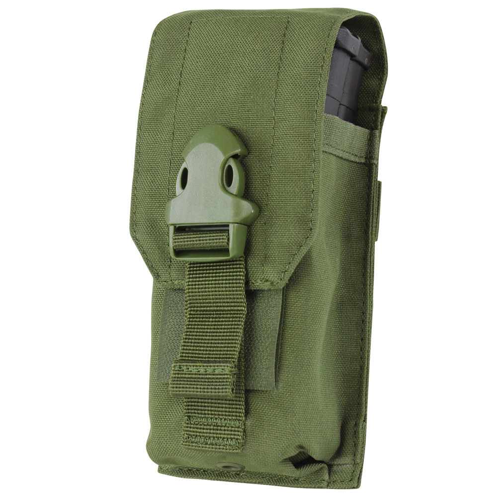 UNIVERSAL RIFLE MAG POUCH - OLIVE DRAB