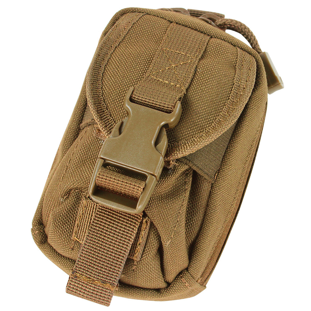 I-POUCH - COYOTE BROWN