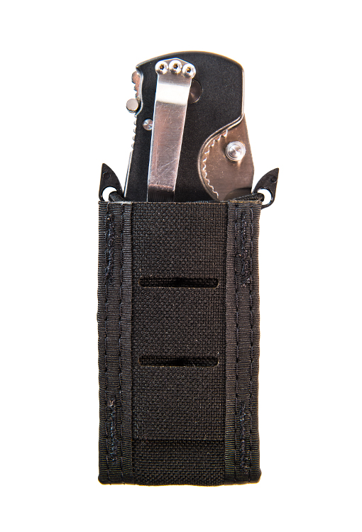 DUTY PISTOL TACO MOLLE / BELT MOUNT - BLACK