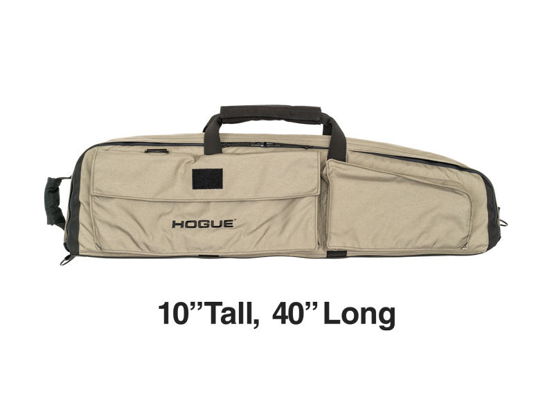 MEDIUM DOUBLE RIFLE BAG - 40