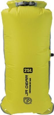 COMPRESSION DRY SACK - YELLOW