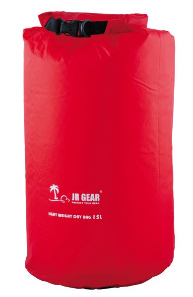 LIGHT WEIGHT DRY BAG 30L - RED