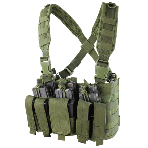 RECON CHEST RIG - OLIVE DRAB