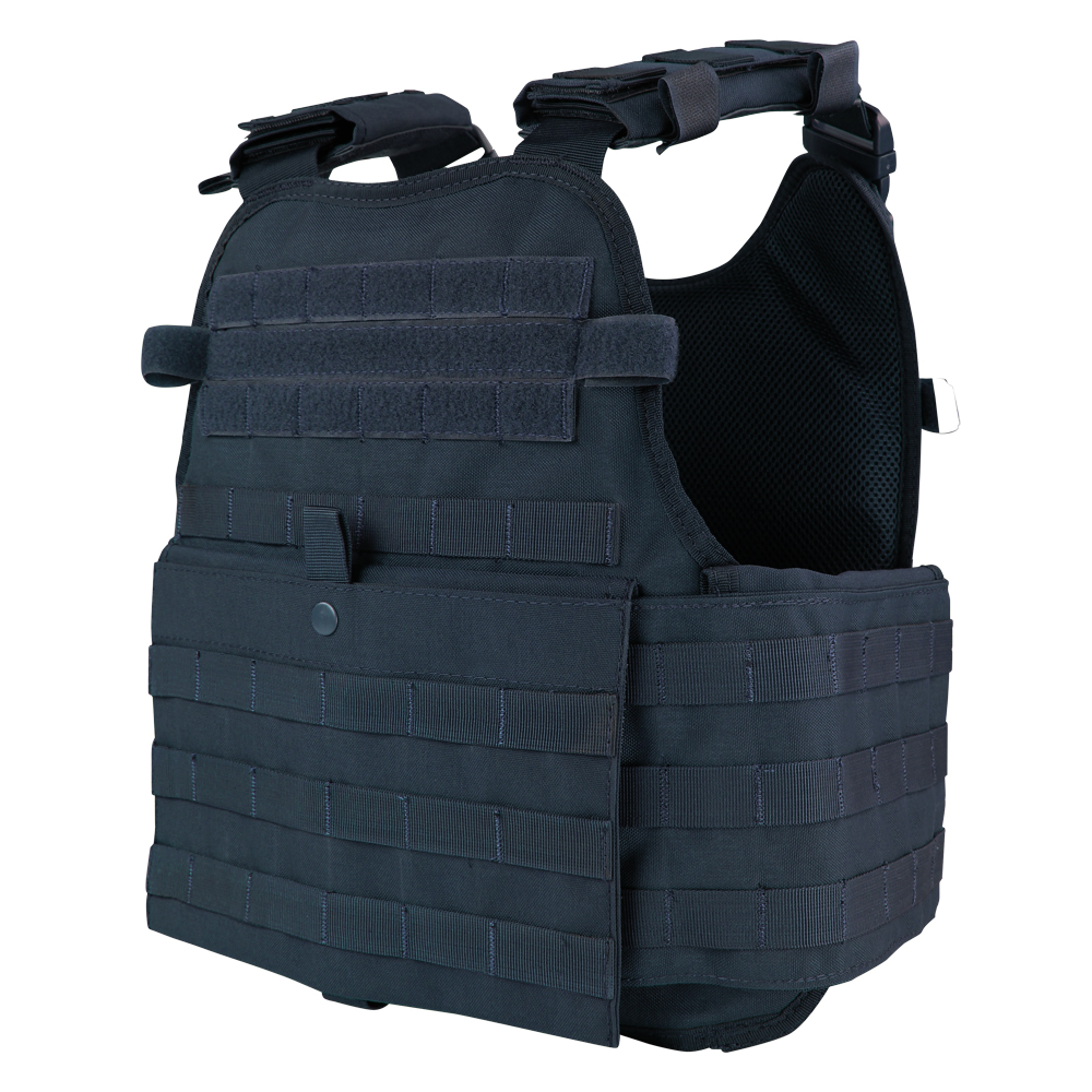 MODULAR OPERATOR PLATE CARRIER - NAVY BLUE