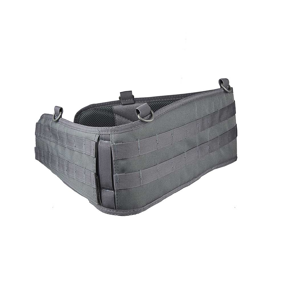 MOLLE BATTLE BELT - URBAN GRAY