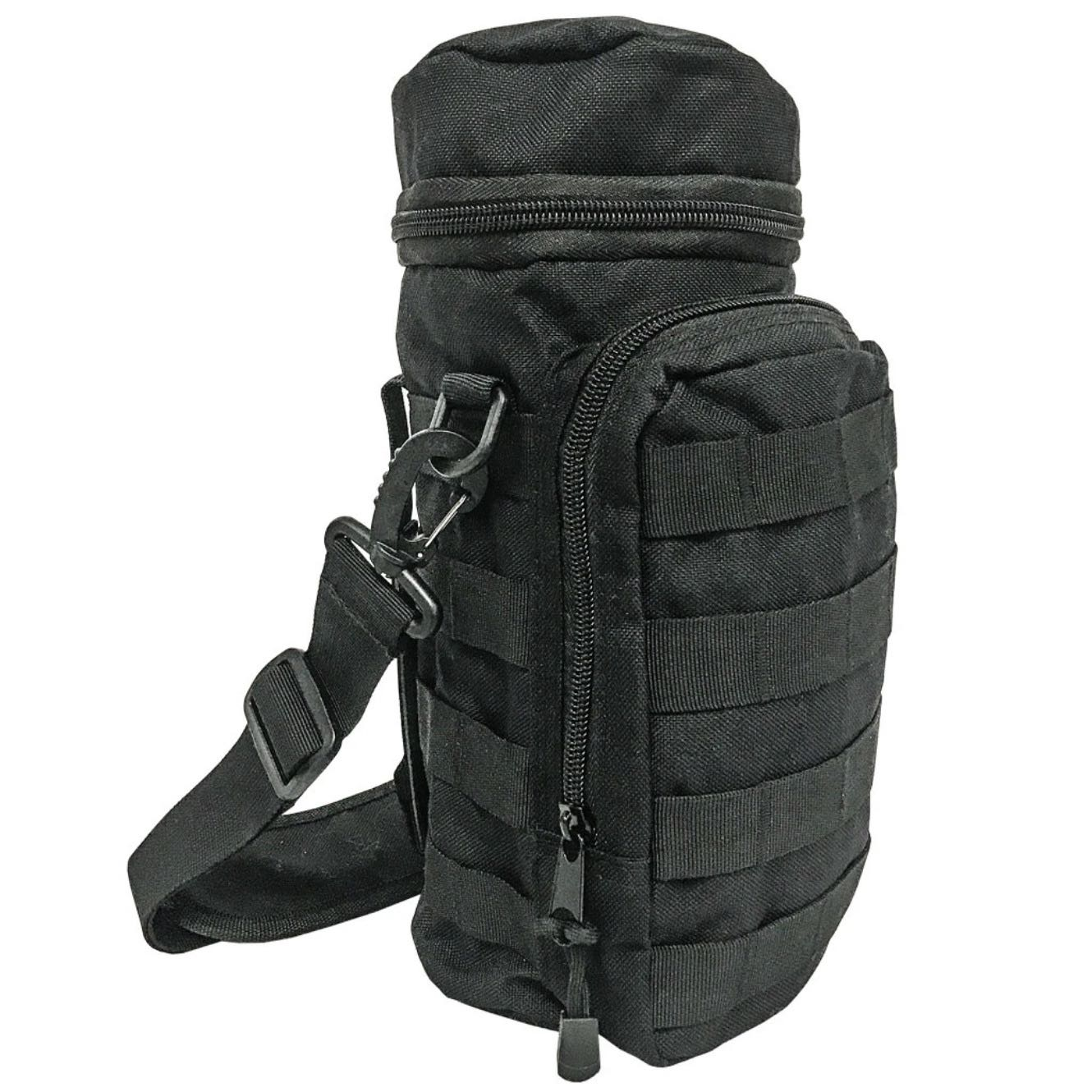 GEN 3 WATER BOTTLE / UTILITY BAG, BLACK - PATHFINDER