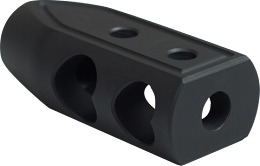 7.62 / .308 HEART BREAKER AR-10 MUZZLE BRAKE - 5/8