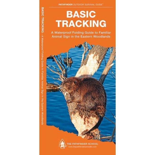 BASIC TRACKING - PATHFINDER OUTDOOR SURVIVAL GUIDE