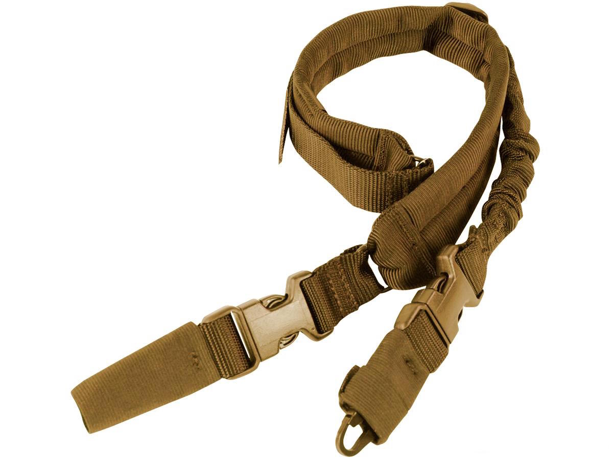 SWIFTLINK PADDED BUNGEE SLING - COYOTE BROWN