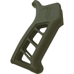 ENFORCER AR PISTOL GRIP - OD GREEN ALUMINUM