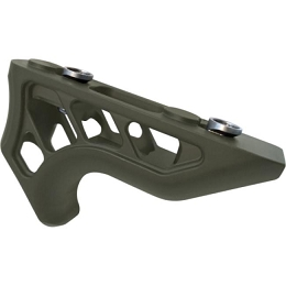 ENFORCER MINI ANGLED FOREGRIP - KEYMOD - OD GREEN