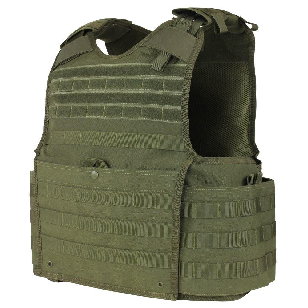 ENFORCER RELEASABLE PLATE CARRIER - OLIVE DRAB