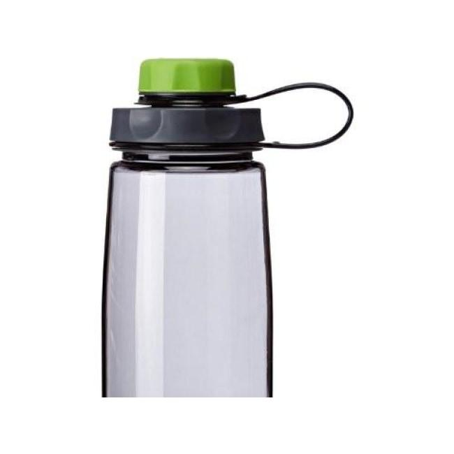 HUMANGEAR CAPCAP FOR 1 LITRE / 32 OZ. WIDE MOUTH WATER BOTTLE - GREEN/GREY