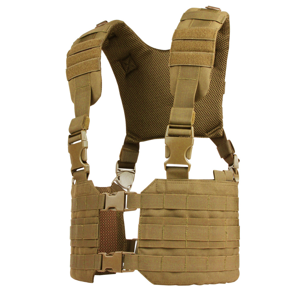 RONIN CHEST RIG - COYOTE BROWN