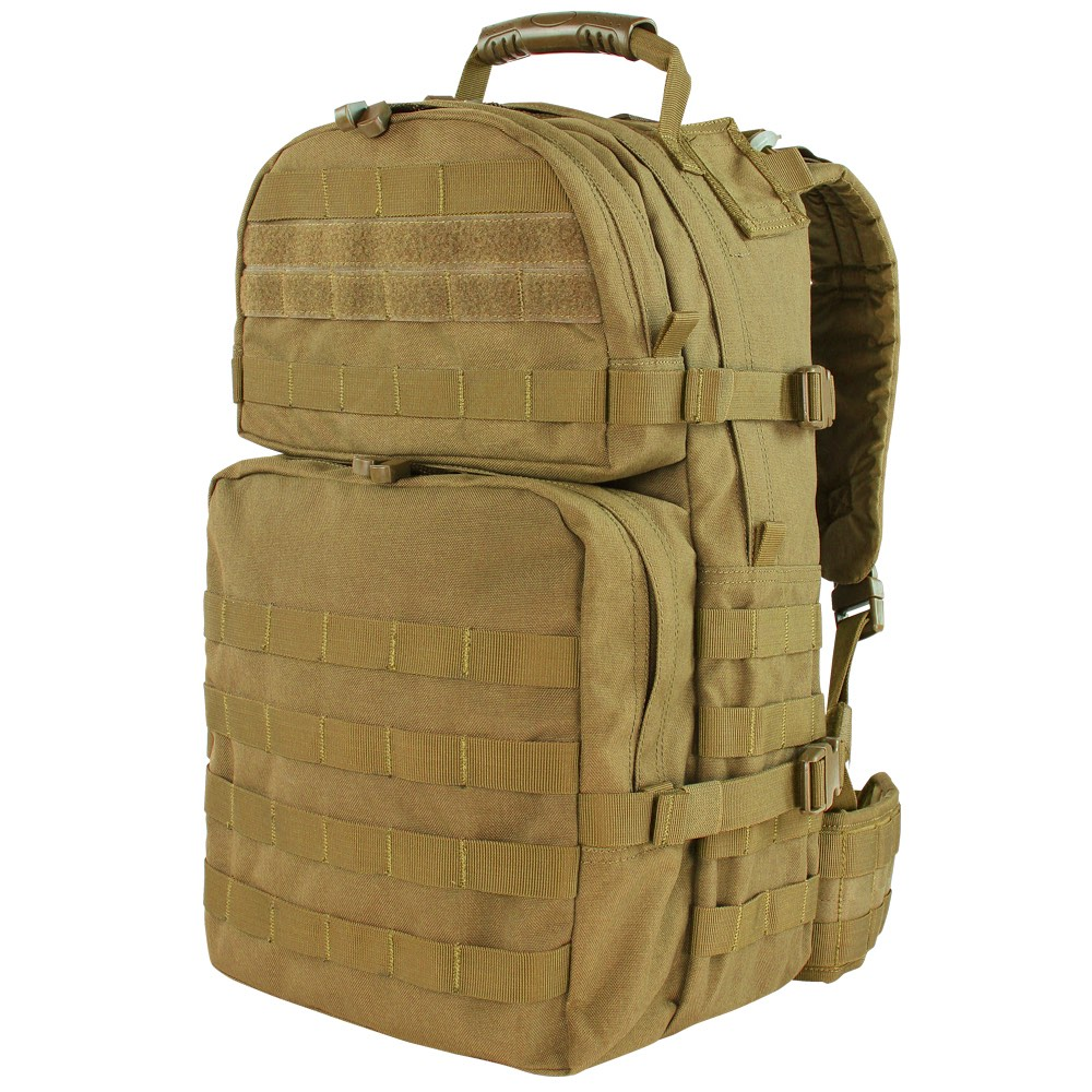 MEDIUM ASSAULT PACK - COYOTE BROWN