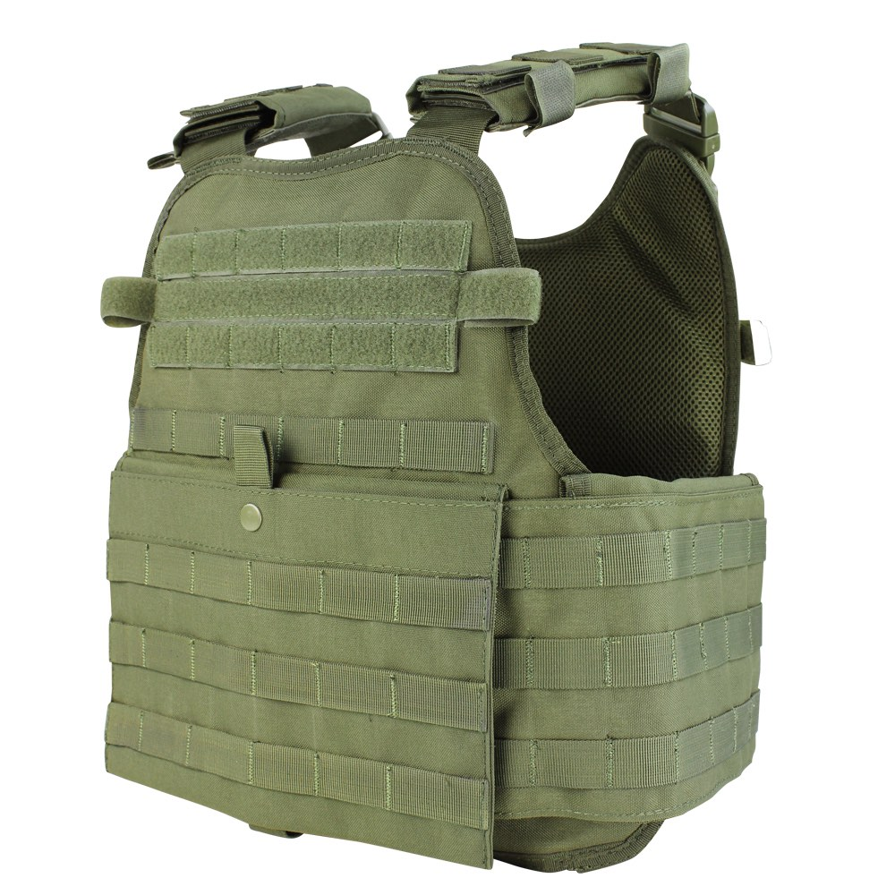 MODULAR OPERATOR PLATE CARRIER - OLIVE DRAB