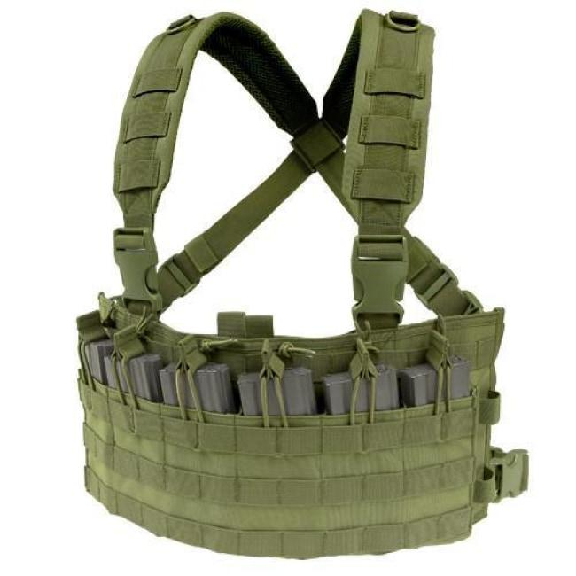 RAPID ASSAULT CHEST RIG - OLIVE DRAB