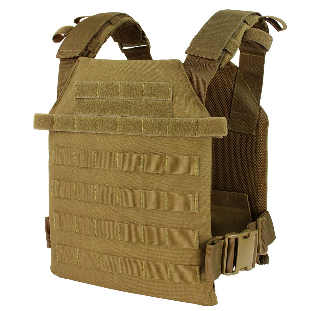 SENTRY PLATE CARRIER - COYOTE BROWN