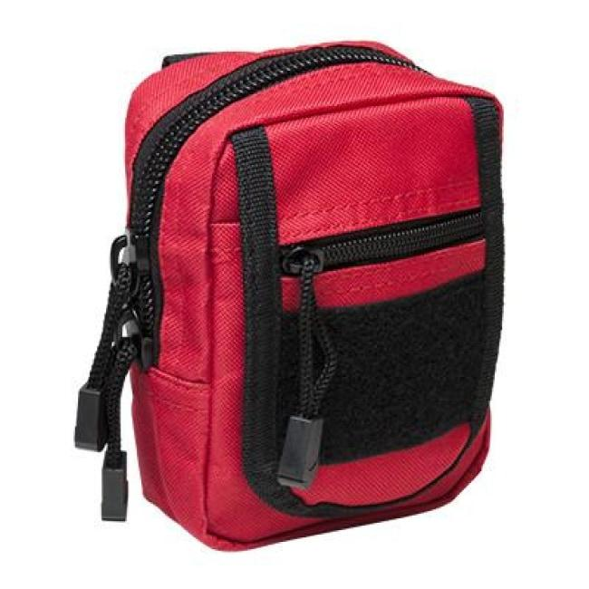 SMALL UTILITY POUCH - RED
