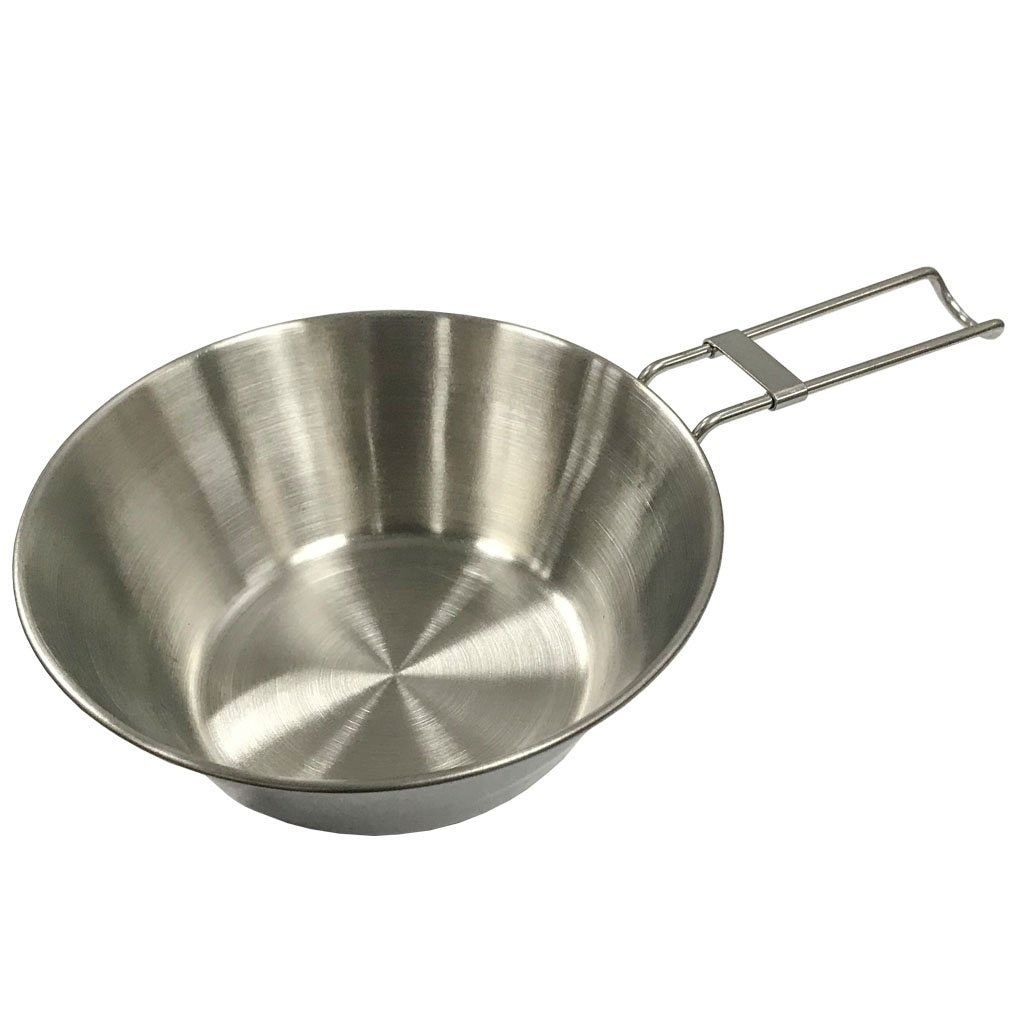 STAINLESS STEEL CAMP BOWL - PATHFINDER