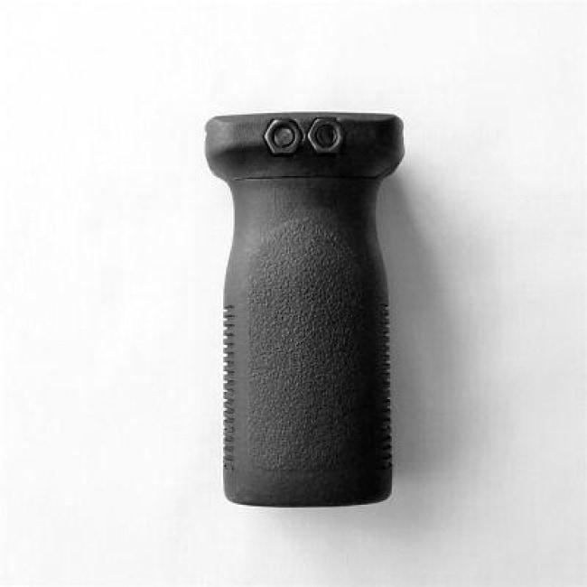 STUBBY VERTICAL FOREGRIP - WEAVER/PICATINNY MOUNT - BLACK