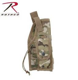MOLLE TACTICAL HOLSTER - MULTICAM