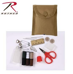 G.I. STYLE MULTICAM SEWING AND REPAIR KIT - COYOTE BROWN