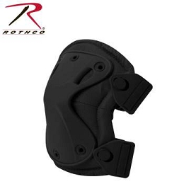 LOW PROFILE TACTICAL ELBOW PADS - BLACK