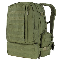 3-DAY ASSAULT PACK (MODEL 125) - OLIVE DRAB