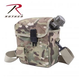 MOLLE 2 QUART BLADDER CANTEEN COVER - MULTICAM