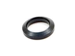 CRUSH WASHER SIZED FOR AR-15 OR OTHER 5.56 / .223 / 9MM - FITS OVER STANDARD 1/2