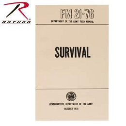 US MILITARY SURVIVAL MANUAL