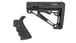 AR RUBBER GRIP AND BUTTSTOCK KIT - COMMERCIAL