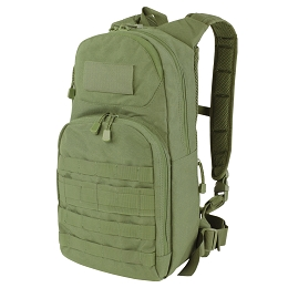 FUEL HYDRATION DAYPACK & 2.5 LITRE WATER BLADDER - OLIVE DRAB
