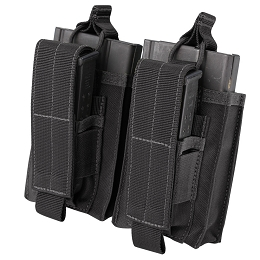DOUBLE KANGAROO M14 MAG POUCH - BLACK