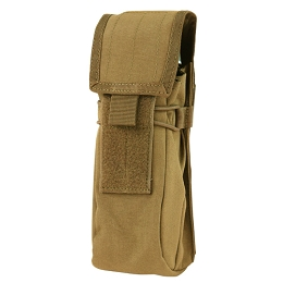 WATER BOTTLE POUCH - COYOTE BROWN
