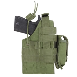 1911 AMBIDEXTROUS MODULAR MOLLE HOLSTER - OLIVE DRAB
