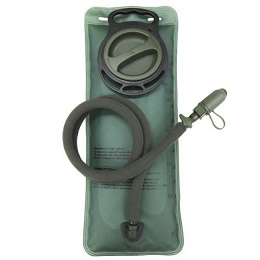 2.5 LITRE WATER BLADDER - OLIVE DRAB