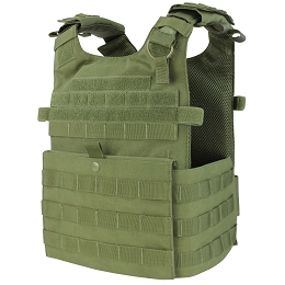 GUNNER QUICK RELEASE PLATE CARRIER - OLIVE DRAB