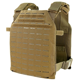 LCS SENTRY PLATE CARRIER - COYOTE BROWN