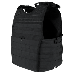 EXO PLATE CARRIER GEN II - BLACK - L/XL